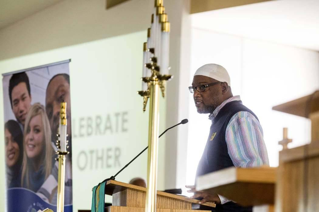 Imam Hanafi Shakur ILM co-founder, Vegas Chapter