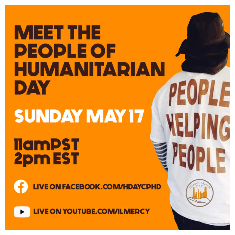 Meet People of Humanitarian Day